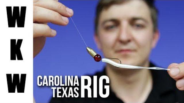 Carolina Rig i Texas Rig jako alternatywna metody połowu okoni | Poradnik wędkarski | Wędkarstwo