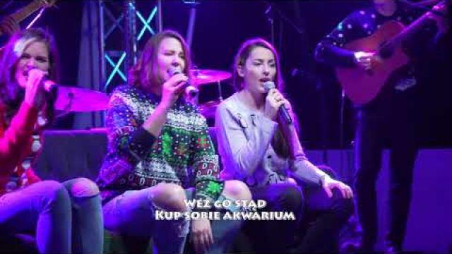 Frele - Bogdan (All I Want For Christmas Is You / Last Christmas) Cover Po Śląsku // LIVE VIDEO
