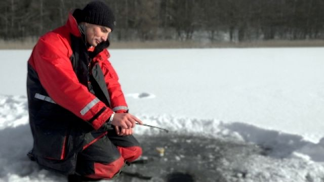 Jak nęcić punktowo | Łowienie płoci z lodu | Wędkarstwo podlodowe | PW #20