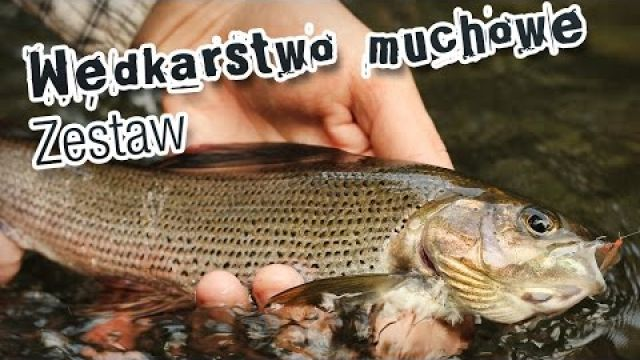 Wędkarstwo muchowe - Zestaw do łowienia na muchę
