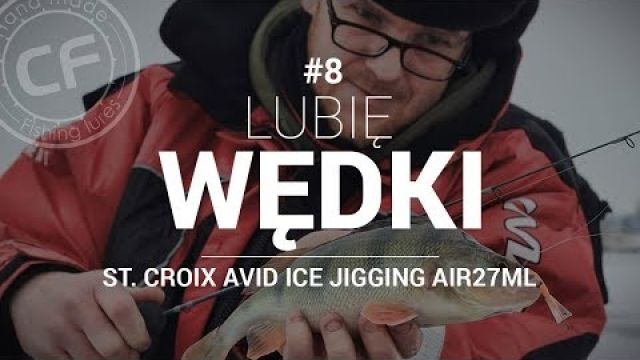 St. Croix AIR27ML - Wędka podlodowa #8 - YouTube