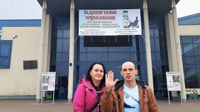 II Śląskie Targi Wędkarskie Mysłowice 2018