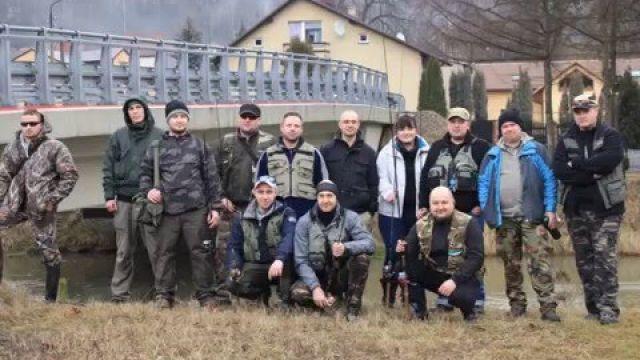 Zawody ZGS Biała Przemsza 6.03.2016