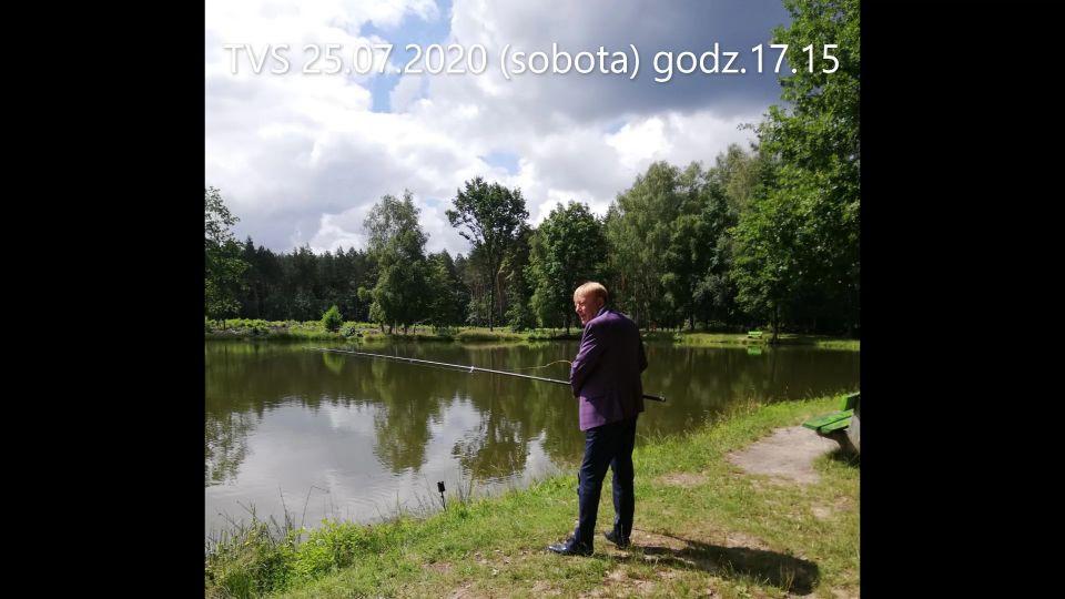 Edycja Programu PERŁY ŚLĄSKA nagrywanego na łowisku SW. LIN już najbliższą sobotę.
