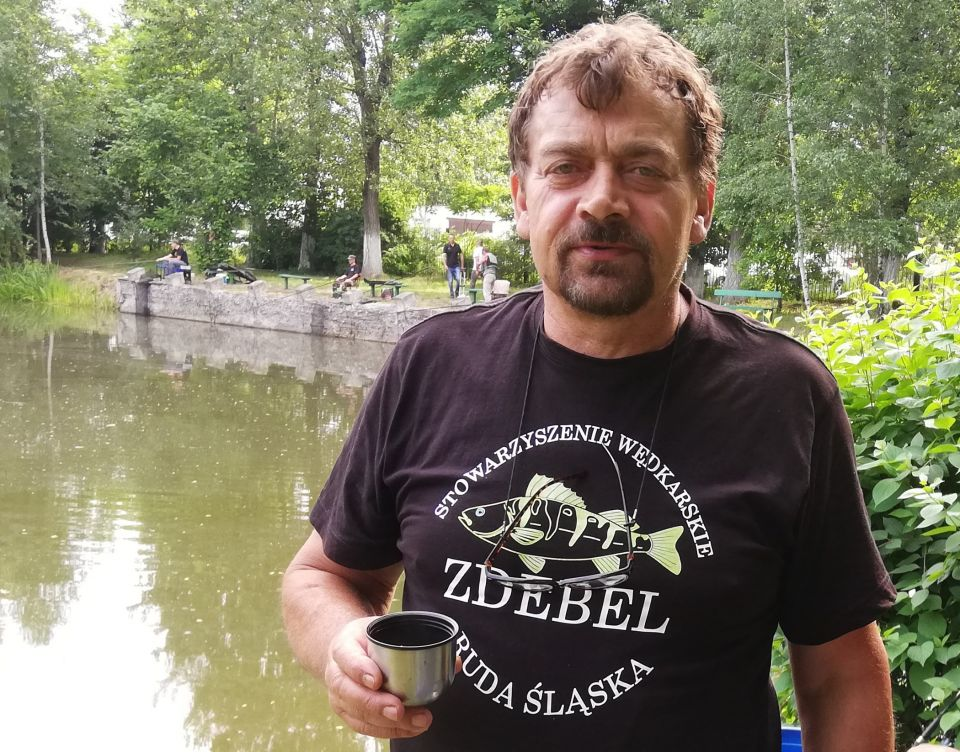 22.06.2019.Staw Pioskowy Ruda Śląska. II-ga Tura Zawodów Stowarzyszeń Wędkarskich Cz.I